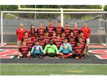 2016 Varsity Boys Soccer