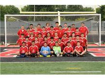 2016 Freshmen B Soccer