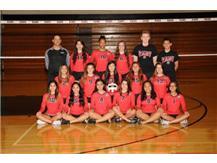 2016 Sophomore Girls Volleyball