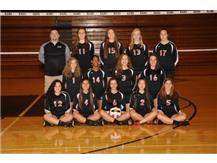 2016 Freshmen A Girls Volleyball