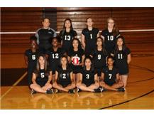 2016 Freshmen C Girls Volleyball