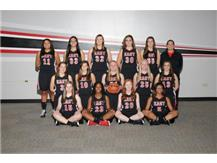 2016-17 Sophomore Girls Basketball
