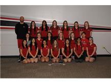2017 Freshmen Badminton