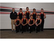 2017 Varsity Boys Gymnastics