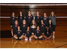 2017 Girls Volleyball Sophomore