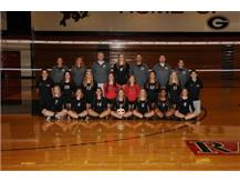 2017 Girls Volleyball Varsity