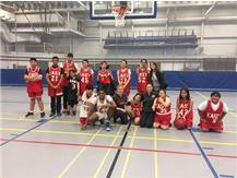 2017 Special Olympics Basketball vs. Glenbard South