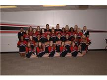 2017-18 JV Competitive Cheer