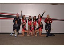 2017-18 JV Girls Gymnastics