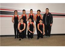 2018 Boys Gymnastics Freshmen