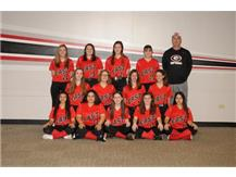 2018 Softball JV