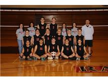 2018 Boys Volleyball JV