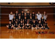2018 Boys Volleyball Freshmen A