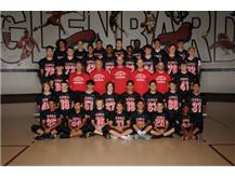 2018 Football Sophomores