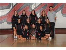2018 Girls Tennis Varsity