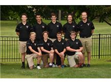 2018 Boys Golf Sophomores
