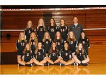 2019 Girls Volleyball Freshmen A