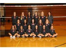 2019 Girls Volleyball Freshmen B