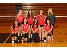 2019 Girls Volleyball Freshmen B2