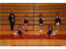 2020-21 Cheer Freshmen CoEd Competitive