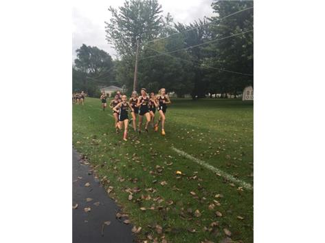 Girls Cross Country set to run 3.1 miles/5K