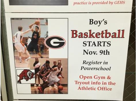 Join Boys Basketball, be part of a great 2015-16 Rams athletic experience!