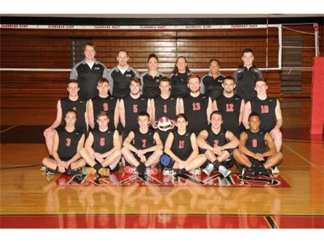 2016 Boys Volleyball - Varsity