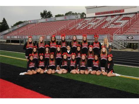 Glenbard East Hs Cheerleading Activities