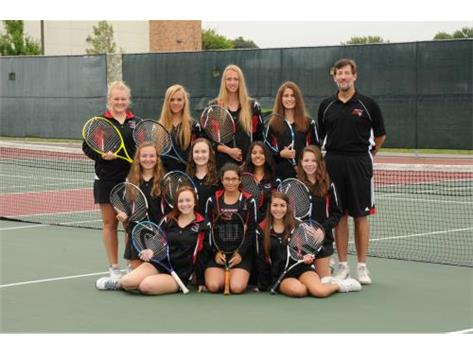 2016 Varsity Girls Tennis