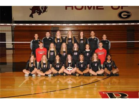 2016 Varsity Girls Volleyball