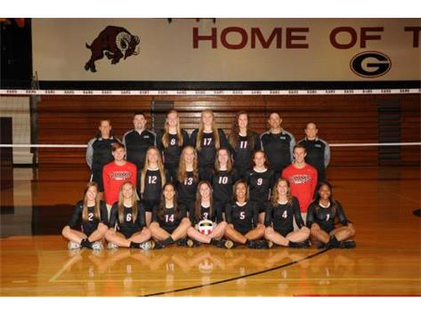 2016 JV Girls Volleyball