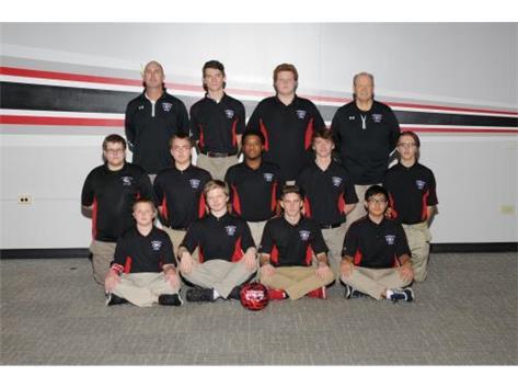 2016-17 Varsity Boys Bowling