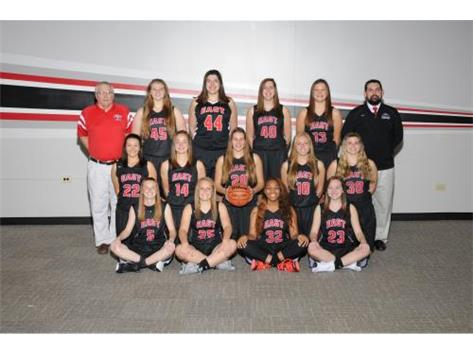 2016-17 Varsity Girls Basketball