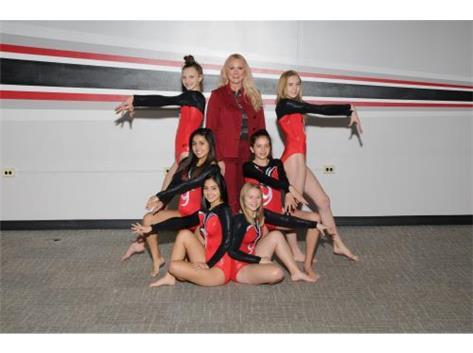 2016-17 JV2 Girls Gymnastics