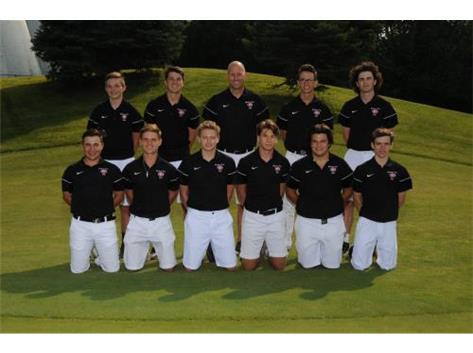 2017 Boys Golf Varsity