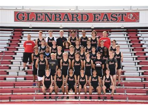 2017 Boys Cross Country Varsity/JV