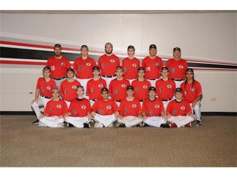 2018 Baseball Sophomore