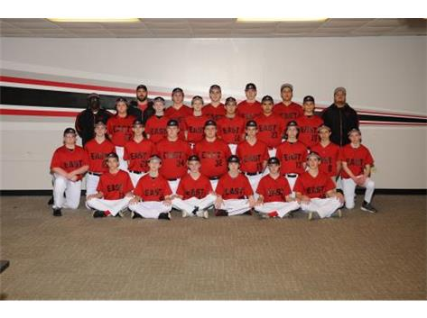 2018 Baseball Freshmen