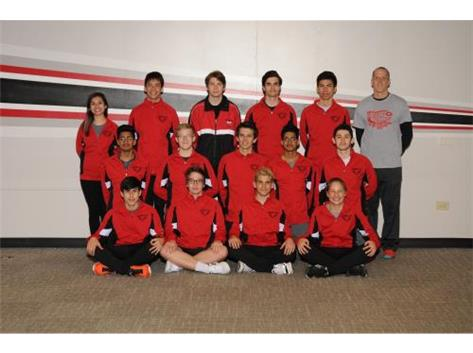 2018 Boys Tennis Varsity