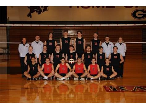2018 Boys Volleyball Varsity