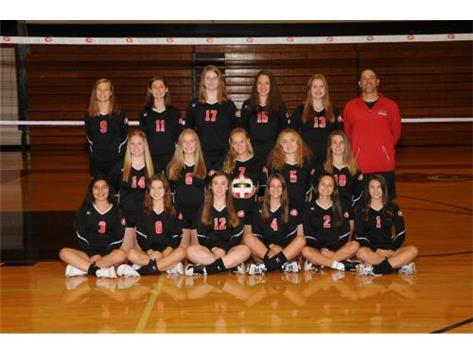 2018 Girls Volleyball JV