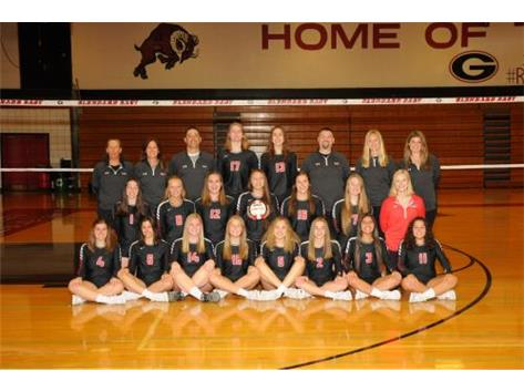 2019 Girls Volleyball Varsity