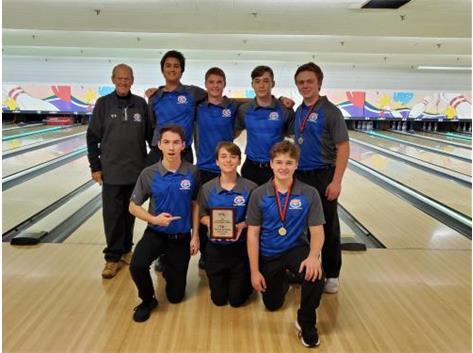 1st place Plainfied North tournament