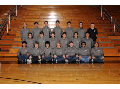 2019-20 Boys Swimming Team
