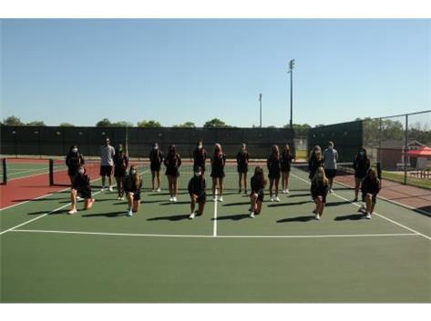 2020-21 Tennis Girls