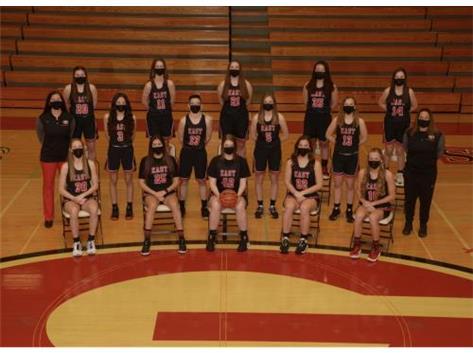 2020-21 Girls Basketball Varsity