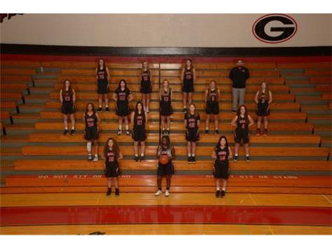 2020-21 Girls Basketball JV
