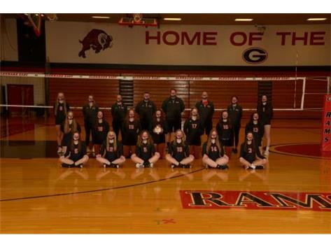2020-21 Girls Volleyball Varsity