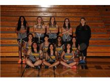 2017-18 Varsity Girls Tennis