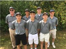 2017-18 Varsity Boys Golf